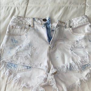 Bullhead denim co Jean shorts